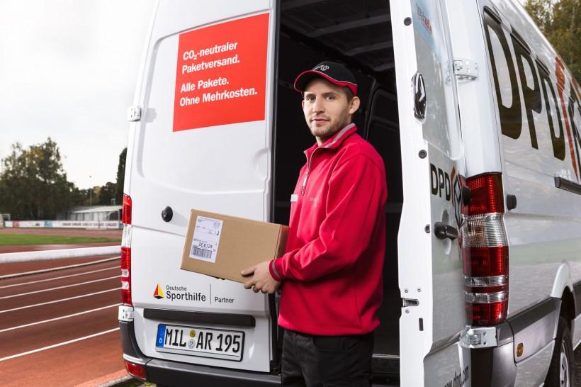 Imagefotos DPD & Deutsche Sporthilfe