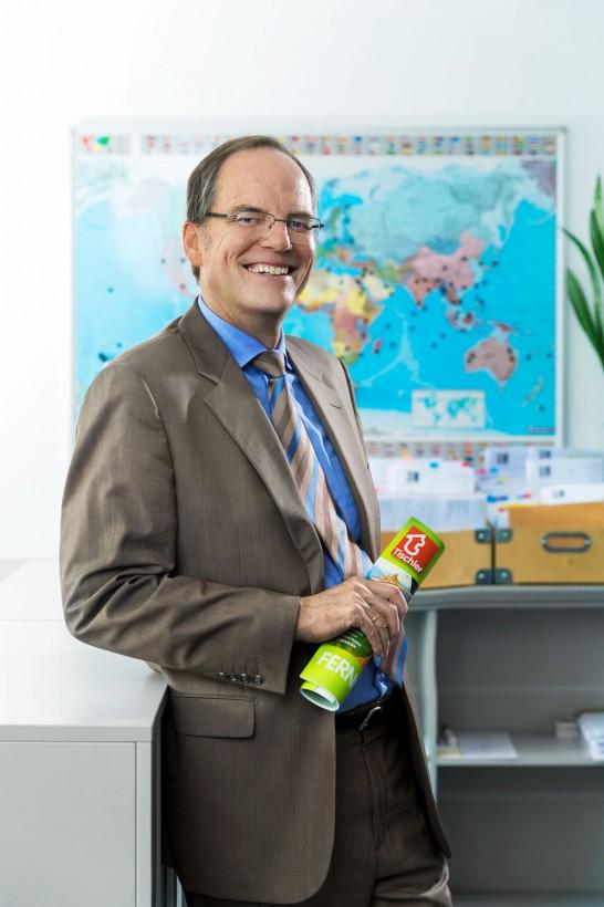Porträt Editorial Thomas Tischler (Geschäftsführer Tischler Reisen, Garmisch-Partenkirchen)