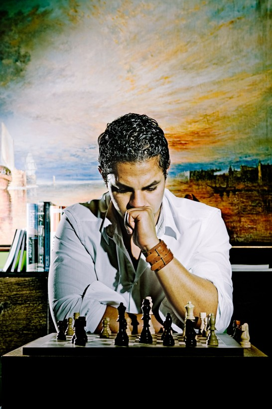 Musikerporträt Agrip Nassim