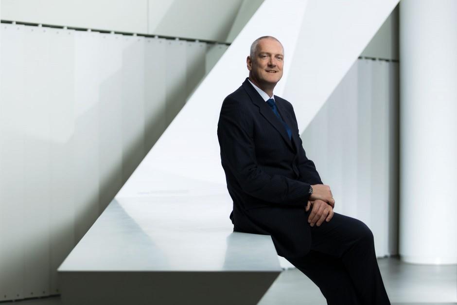Businessporträts Andreas Dörhöfer (Deutsche Bank AG, Frankfurt am Main)