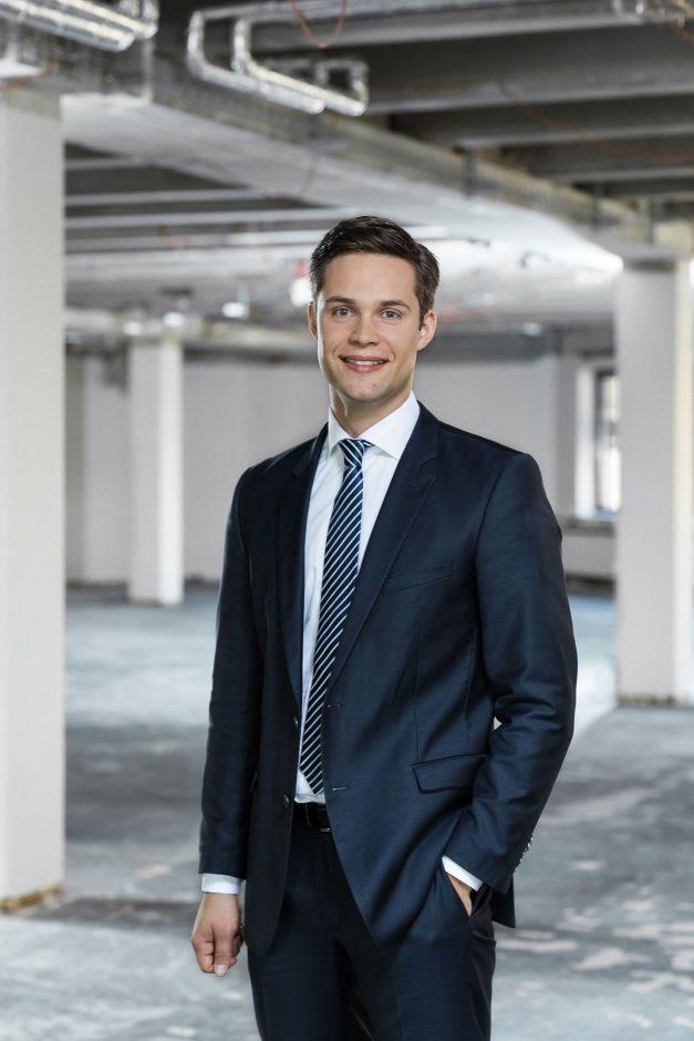 Mitarbeiterportröts CILON GmbH Crafted Real Estate Management