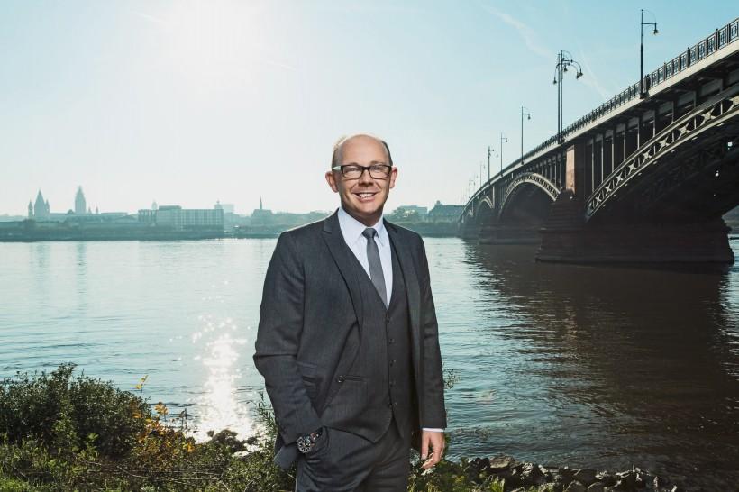 Businessporträts Markus Pietz (Prokurist, Mainz)