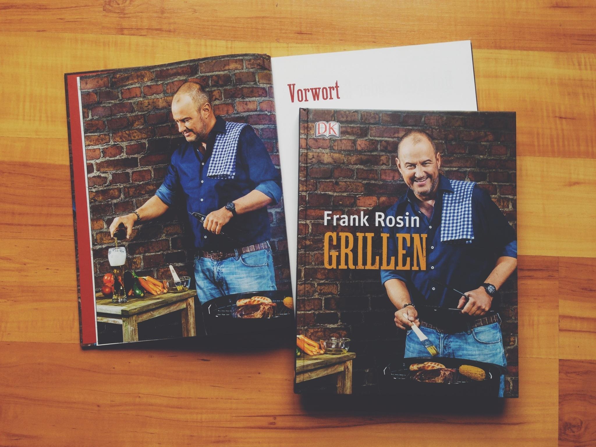 Kochbuch Frank Rosin - Grillen
