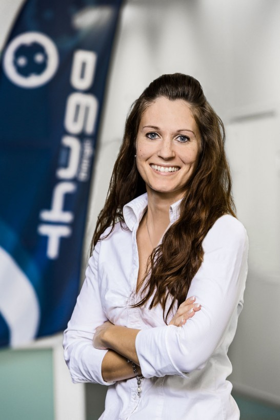 Businessporträts Alexa Hubert (Thüga Energie, Schifferstadt)