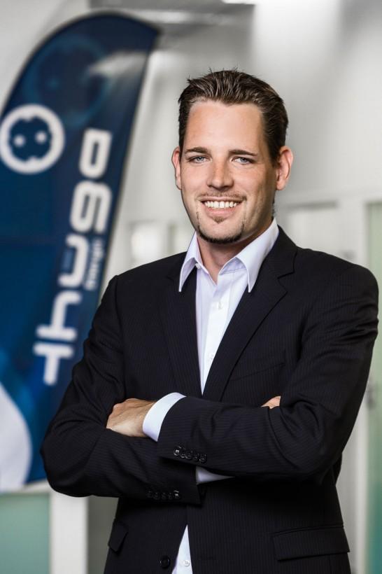 Businessporträts Sven Wendrich (Thüga Energie, Schifferstadt)