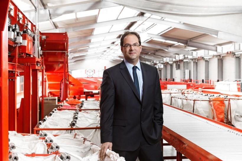 Businessporträts Carsten Heumann (Geschäftsführer DPD Zeitfracht, Raunheim & Berlin)