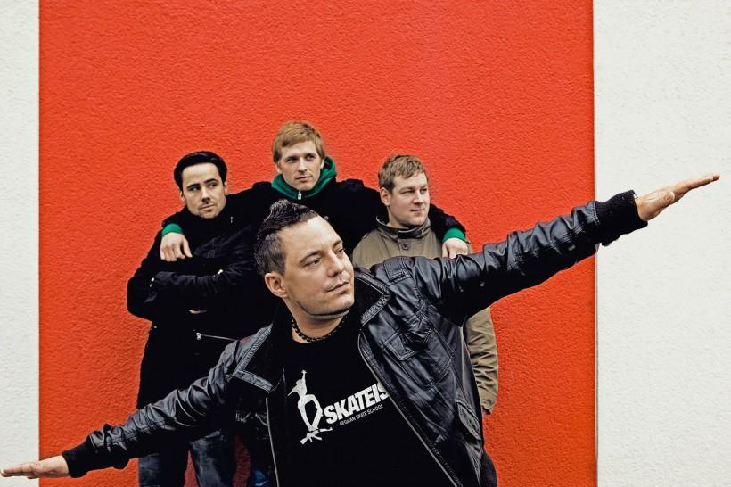 Bandfotos Rockpilot