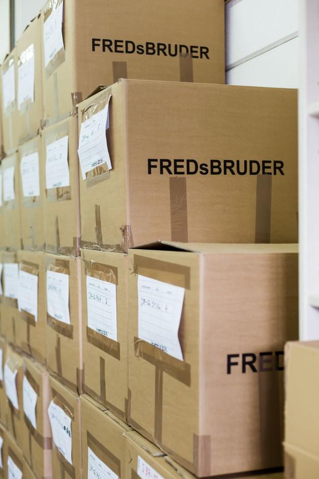Unternehmensporträt FREDsBRUDER
