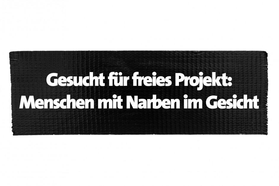 Freies Projekt: Narben