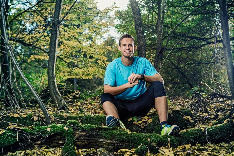 Businessporträts Dennis Hörl (Personal Trainer, Rüsselsheim)