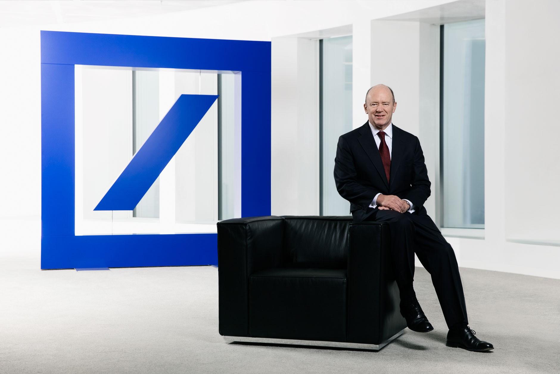 Businessporträt John Cryan, Vorstand Deutsche Bank AG, Frankfurt am Main