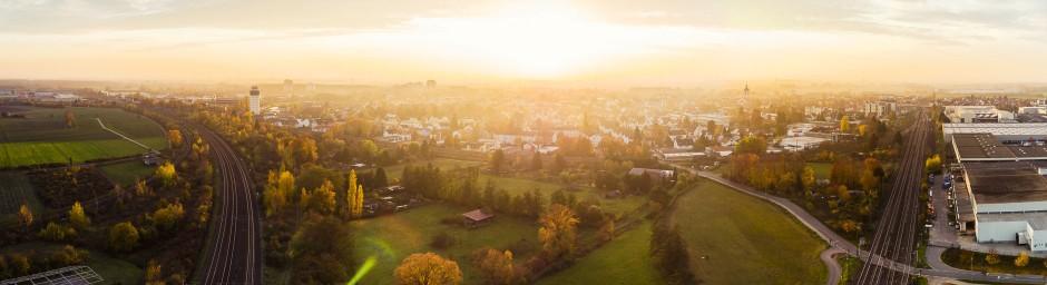 Luftbild Gross-Gerau