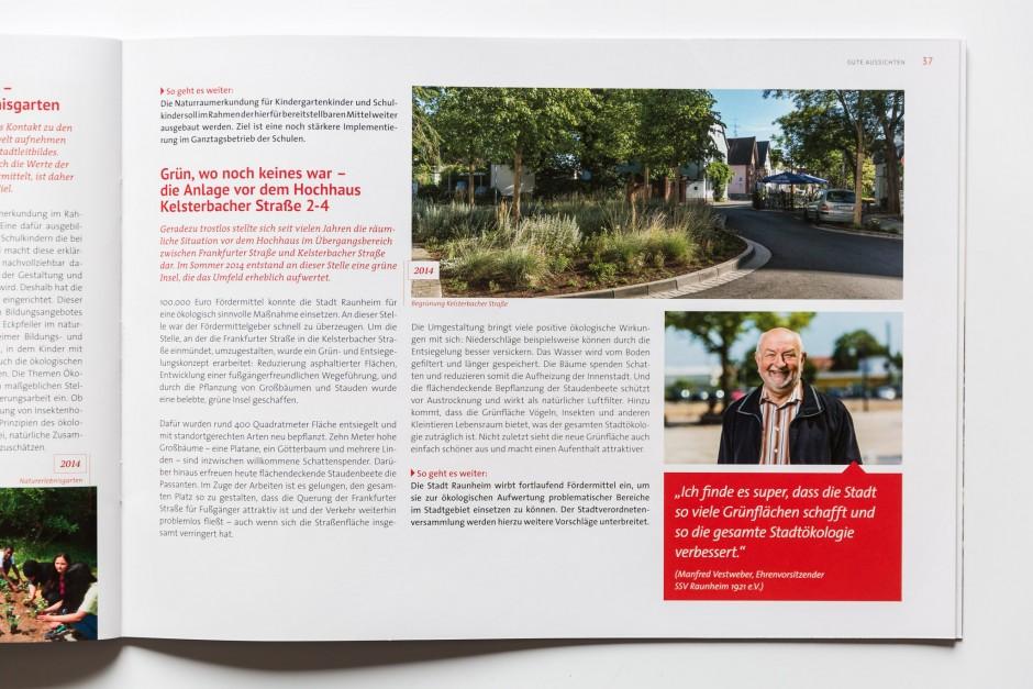 Bürgerbroschüre 2015 Stadt Raunheim