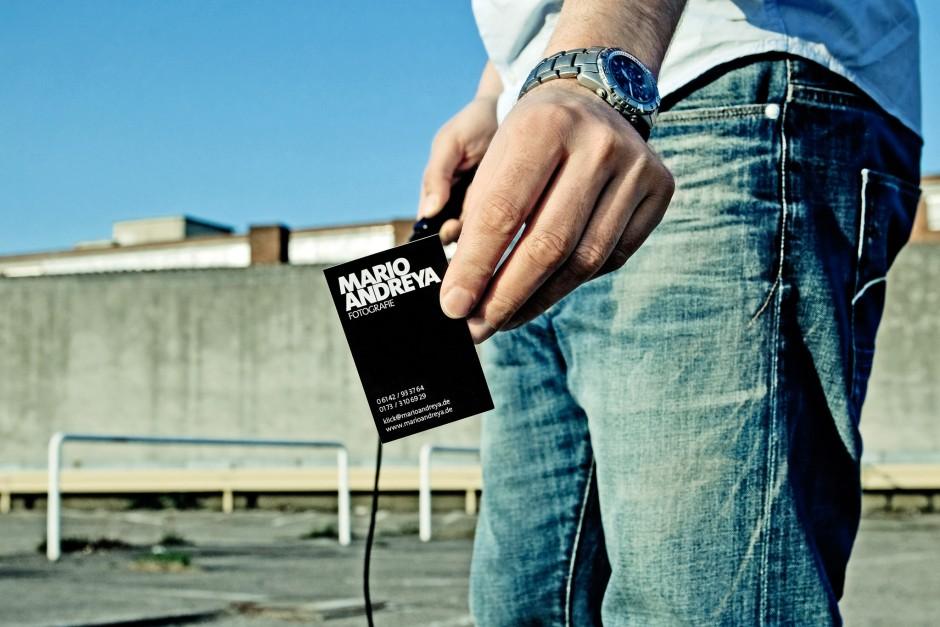 Corporate Identity für Fotografen Teil I