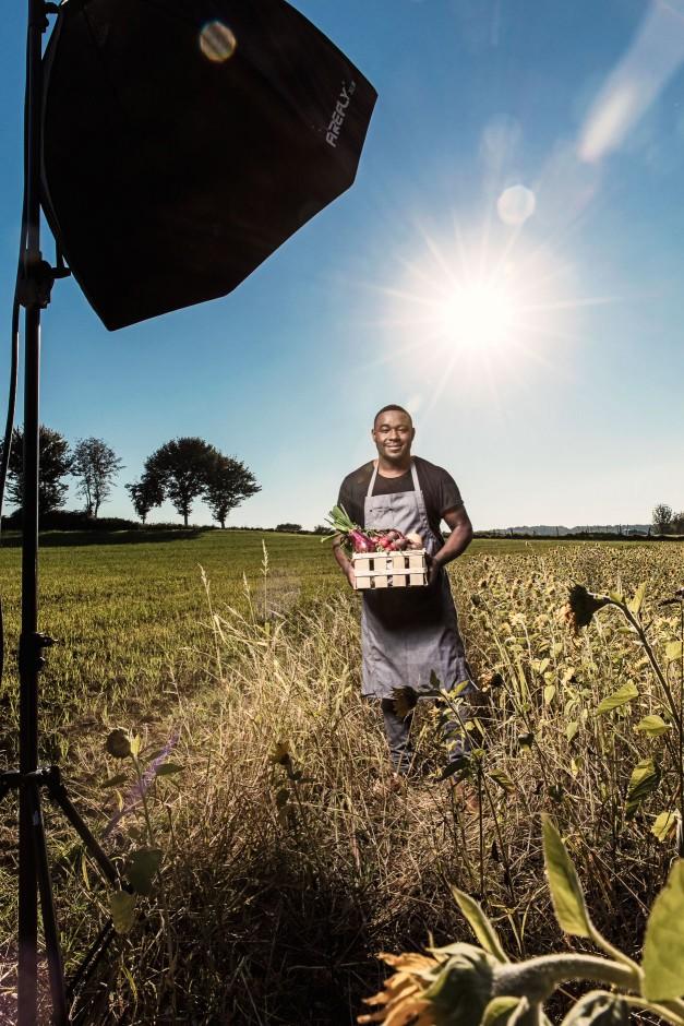 Making of: Nelson Müller - Öfters vegetarisch Kochbuch
