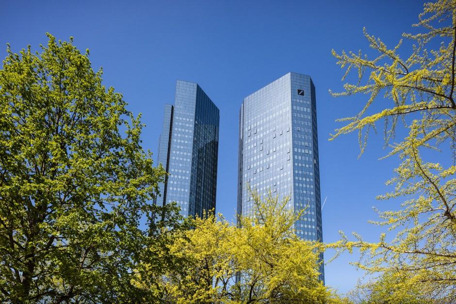 Deutsche Bank AG Zentrale, Frankfurt am Main