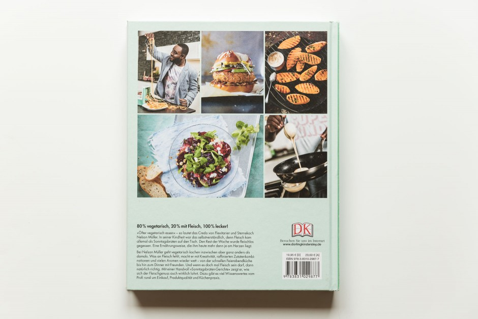 Nelson Müller - Öfters vegetarisch