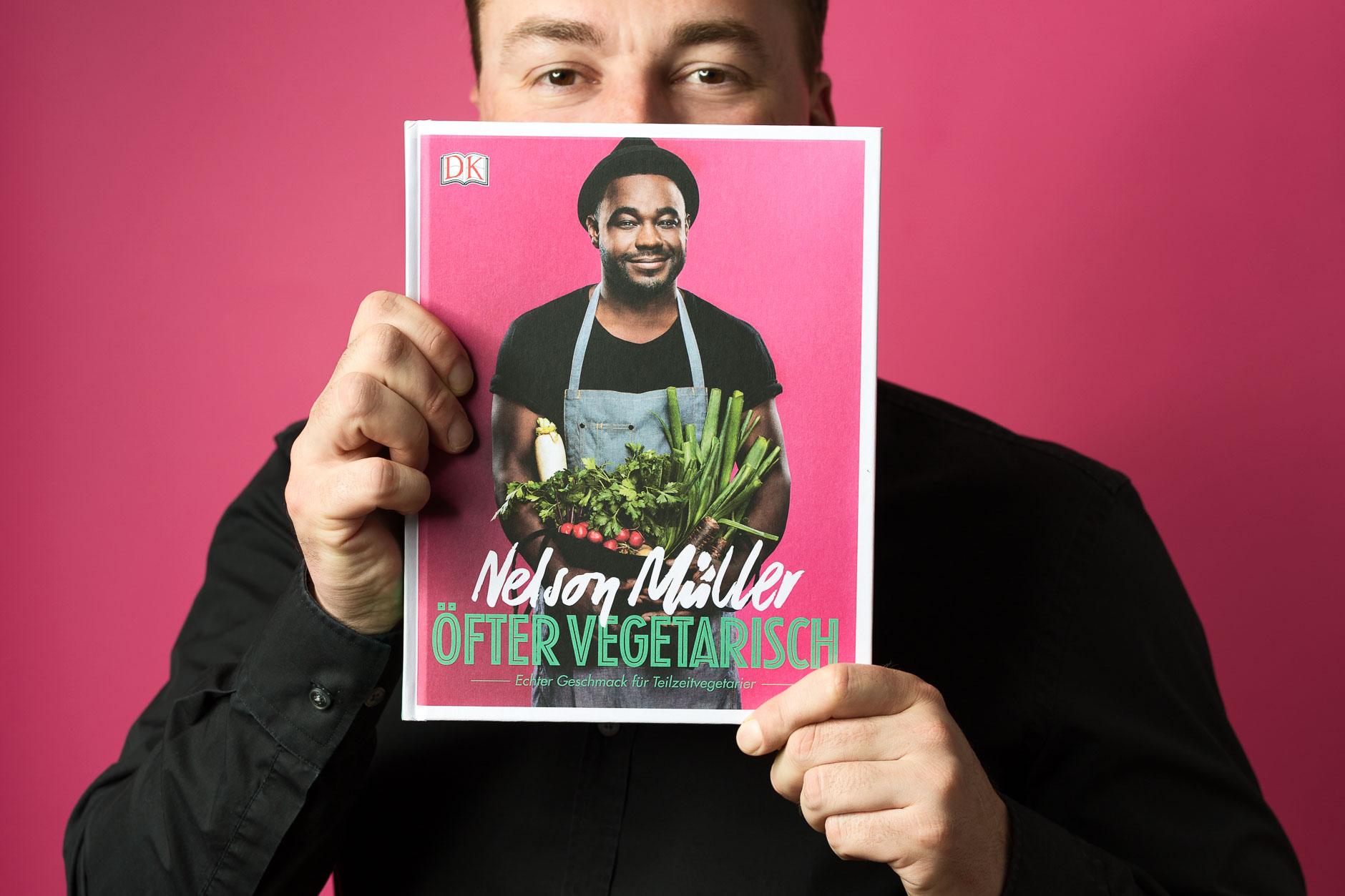 Der Fotograf und ein Kochbuch