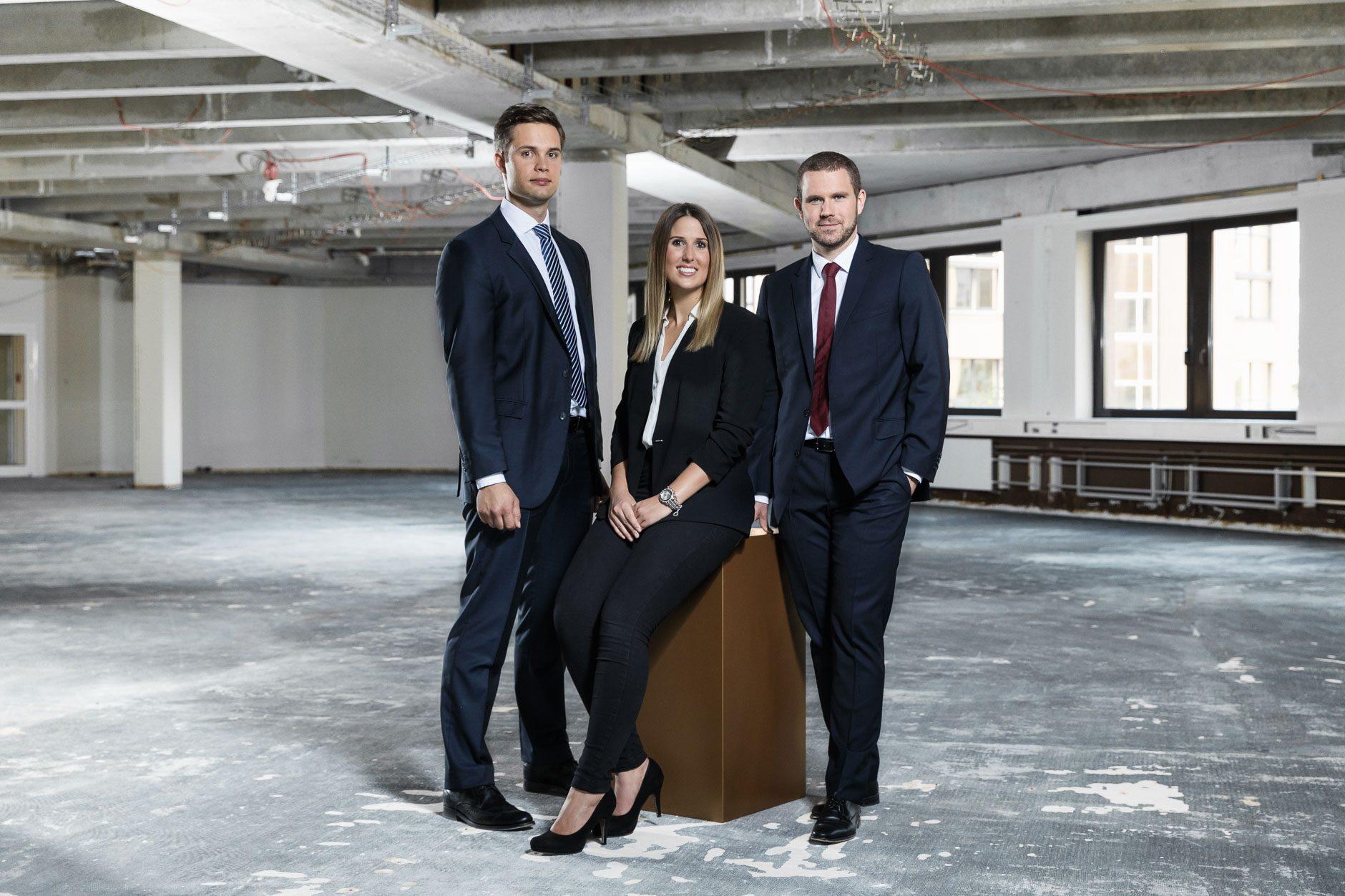 Gruppenfoto CILON - Crafted Real Estate Management, Frankfurt am Main