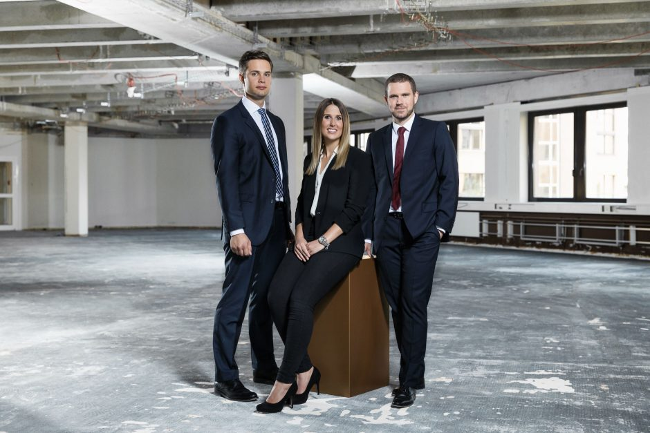 Teamfoto CILON - Crafted Real Estate Management