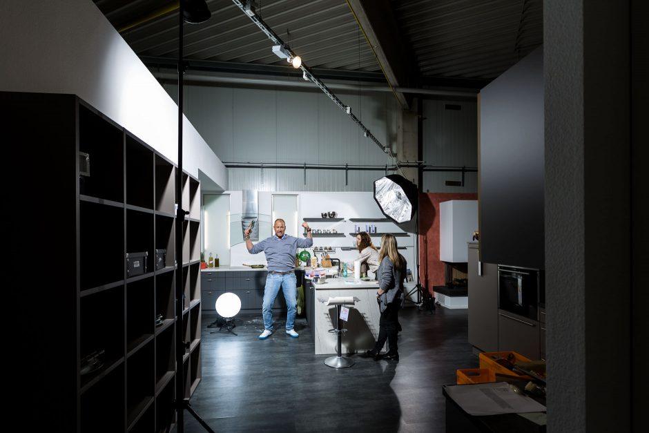 Making of Frank Rosin - Rosins Rezepte Essen wie bei mir Zuhause