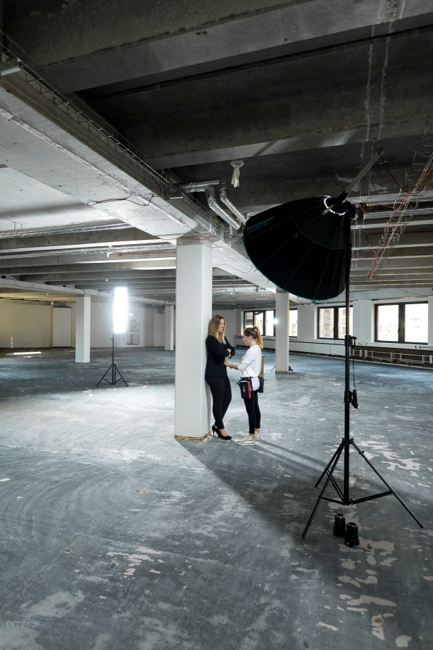 Making of - Businessporträts CILON - Crafted Real Estate Management