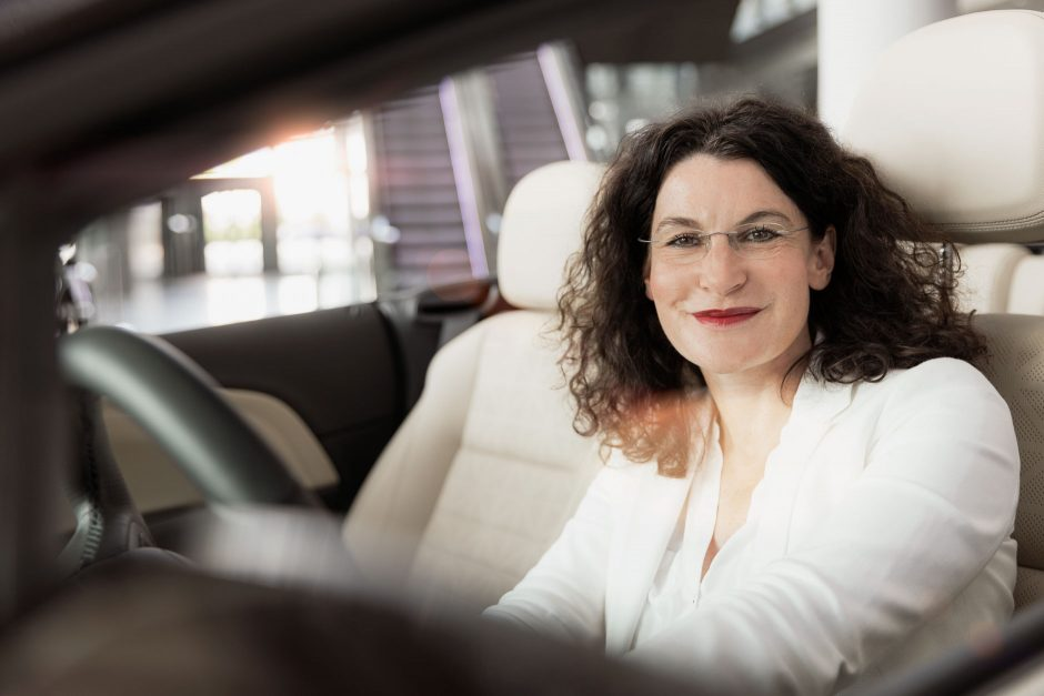 Tina Müller, Vorstand Marketing Adam Opel AG