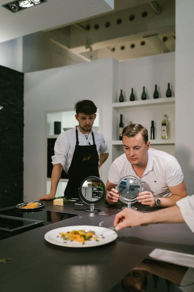 Making of: Foodfotografie für Siemens Hausgeräte & Nelson Müller