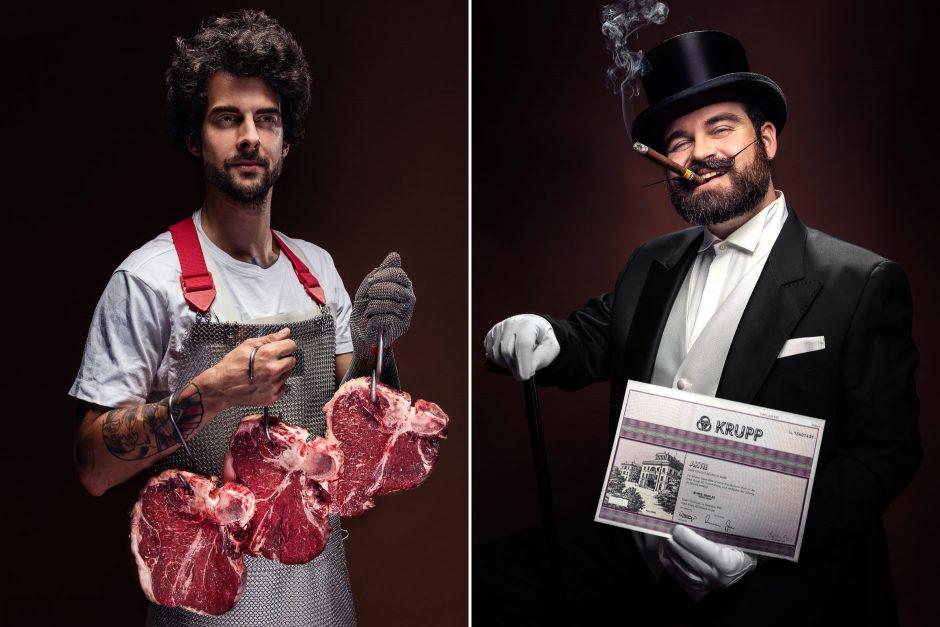 Rechtschreibung mangelhaft: Stakeholder / Steakholder