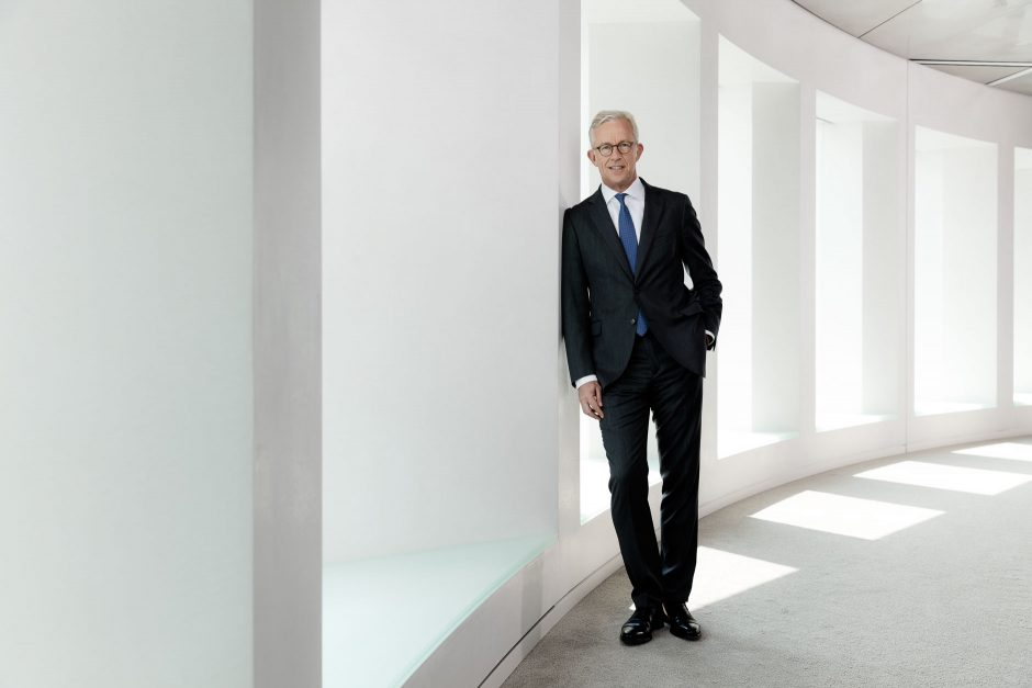Karl von Rohr, Vorstand Deutsche Bank AG