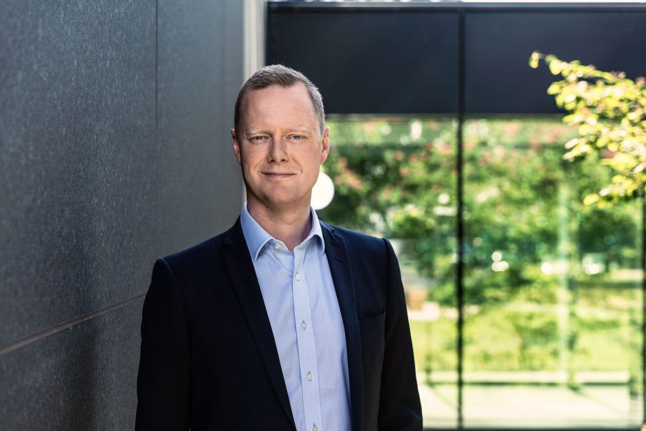 Anders Fogstrup, Geschäftsführer Mundipharma