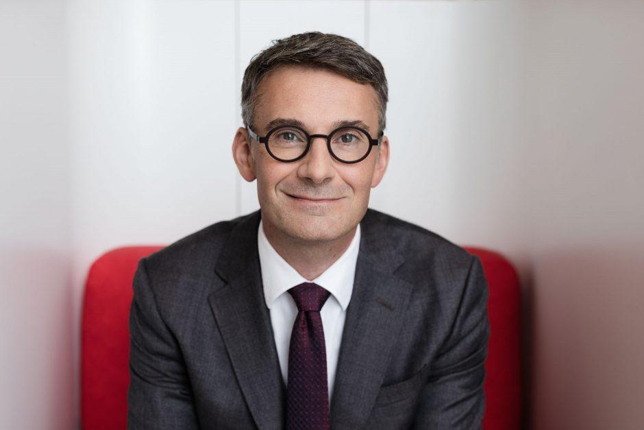 Sylvain Broyer, Chefökönom EMEA S&P