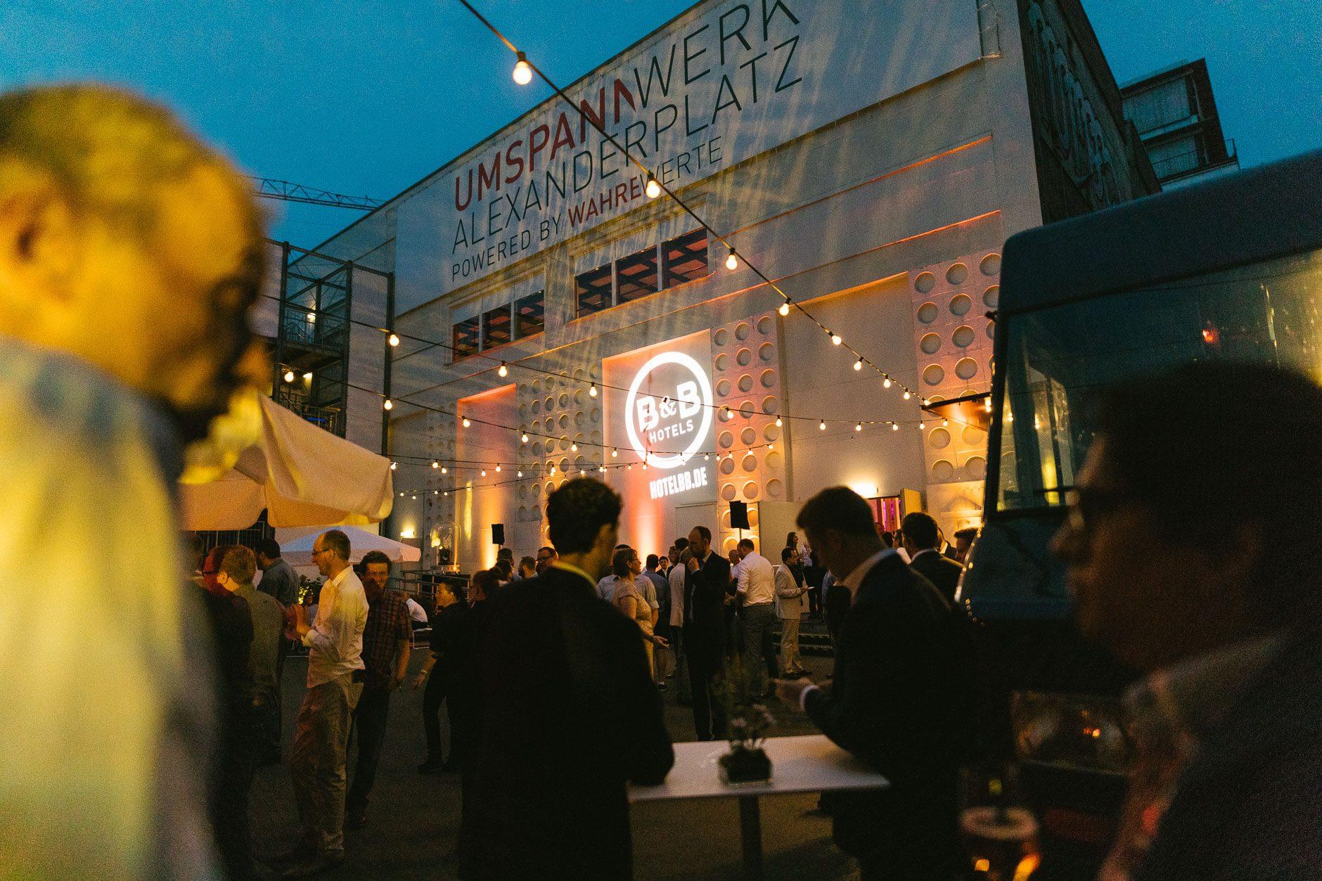 Veranstaltungsfotos Businessevent