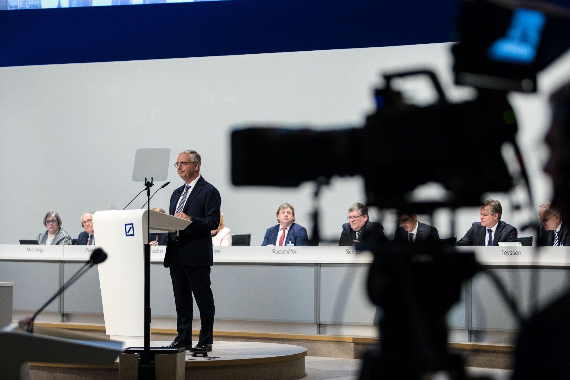 Veranstaltungsfotos Hauptversammlung