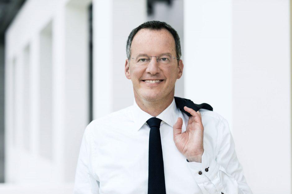 Wahlkampfporträts Oberbürgermeister Michael Ebling