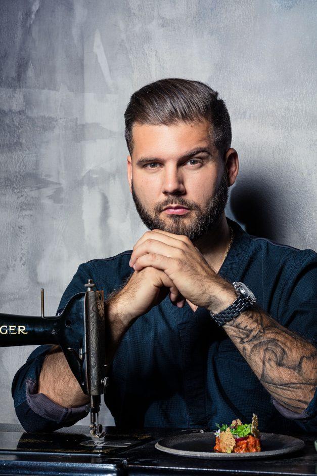 Philipp Schneider für Gourmetro
