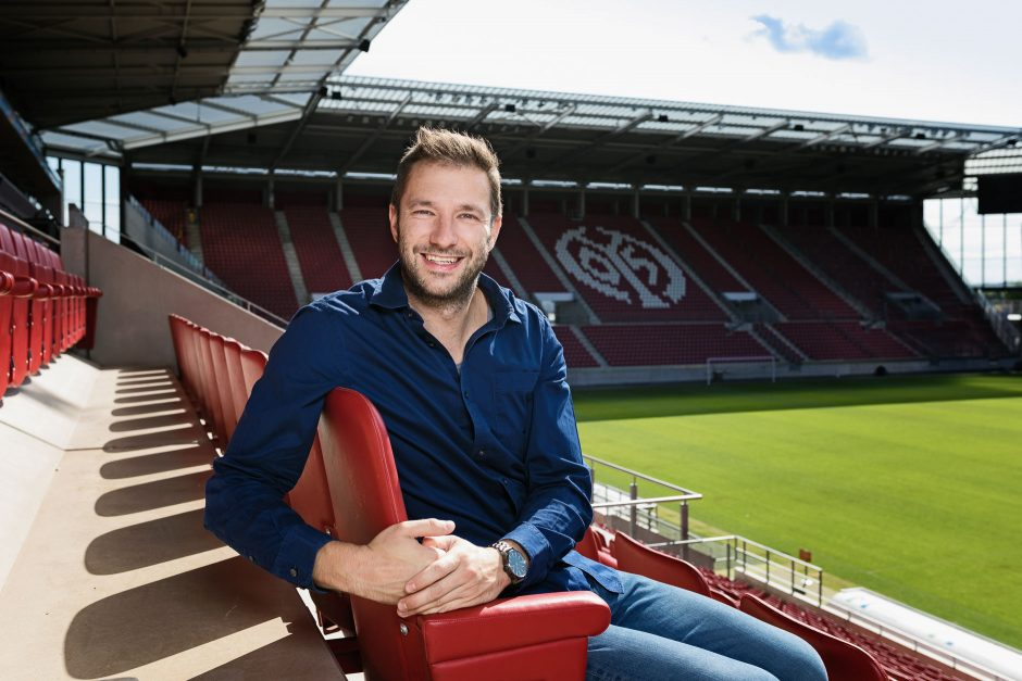 Stephan Bandholz, Stadionmanager 1. FSV Mainz 05