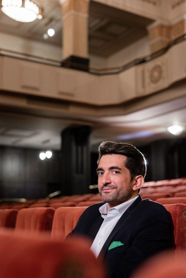 Giovanni Speranza, Präsentationstrainer