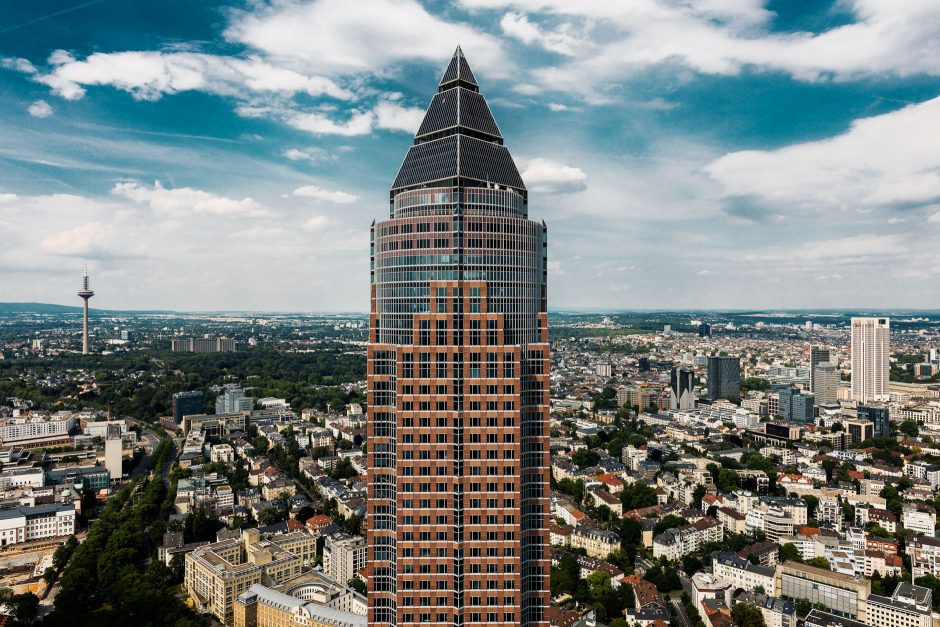Messeturm, Frankfurt am Main