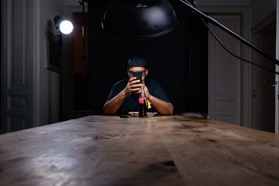Making of: Trinken mit Moses Pelham