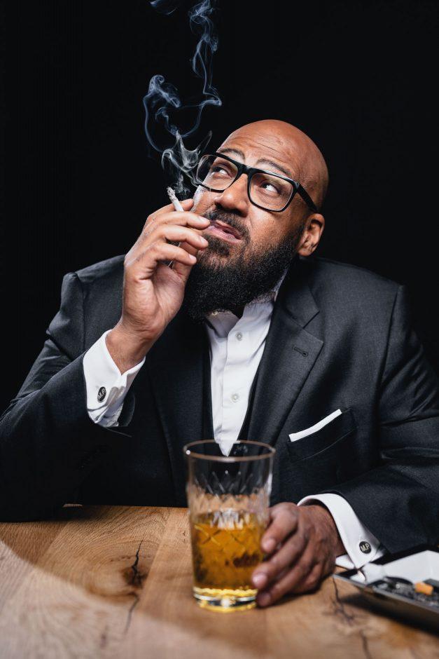 Trinken mit Moses Pelham