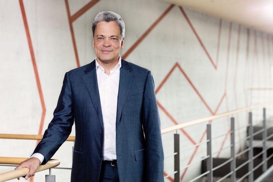 Porträts Dr. Manfred Knof, Vorstand Deutsche Bank AG