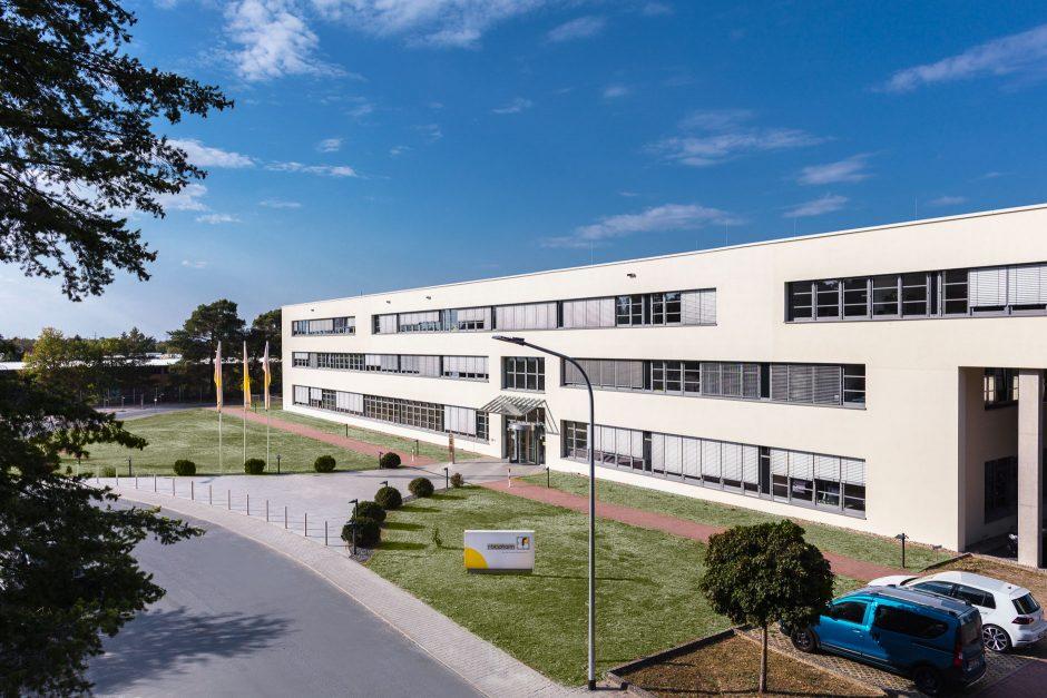 Unternehmenssitz R-Biopharm, Darmstadt