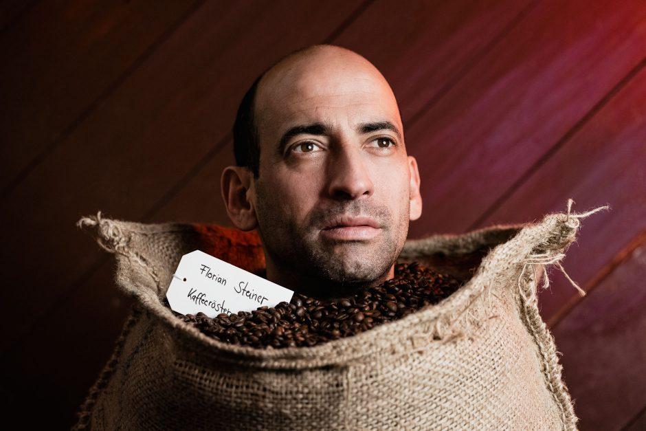 Florian Steiner, Kaffeeröster