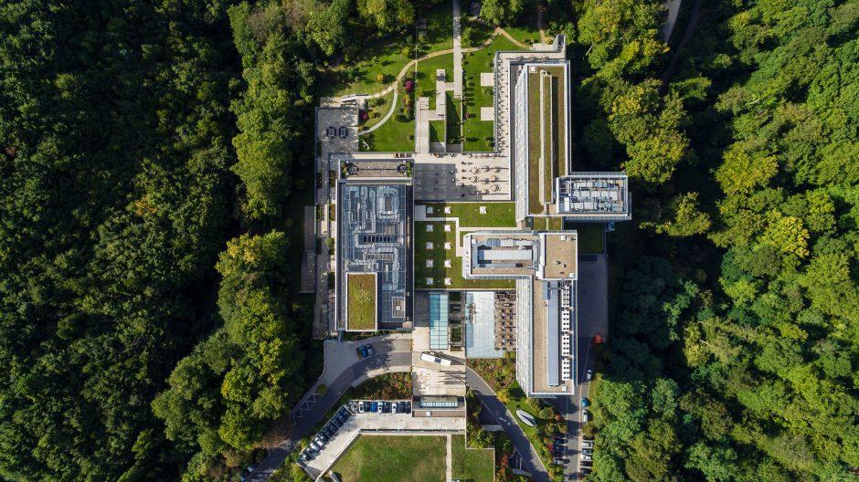 Architekturfotografie Lufthansa Seeheim