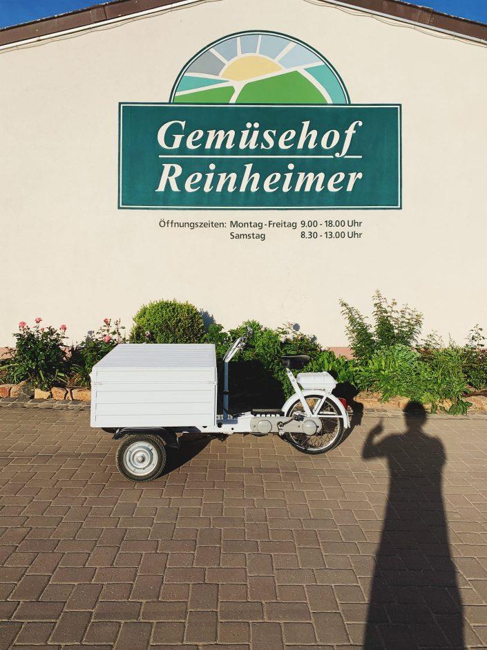 Making of Mitarbeiterporträts Gemosehof Reinheimer