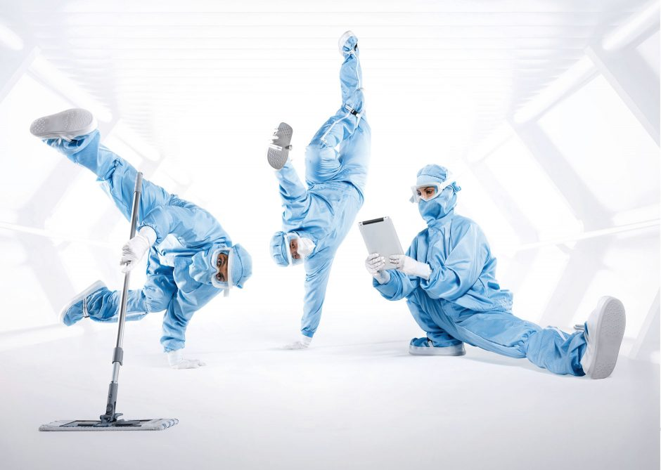 CWS Cleanrooms Brand Campaign